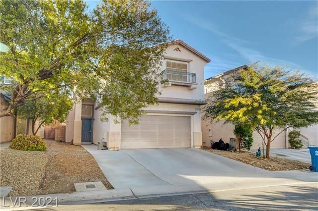 7021 Pacific Coast Street, Las Vegas, NV 89148 (MLS #2262639) :: Signature Real Estate Group