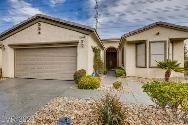 4190 Cascada Piazza Lane, Las Vegas, NV 89135 (MLS #2262646) :: Team Michele Dugan