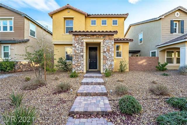 3159 Teaderman Walk, Henderson, NV 89044 (MLS #2262653) :: Signature Real Estate Group