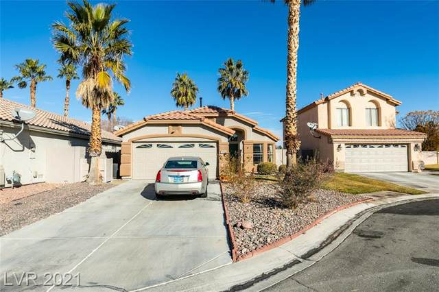 980 Hollandsworth Avenue, Las Vegas, NV 89123 (MLS #2262656) :: Team Michele Dugan