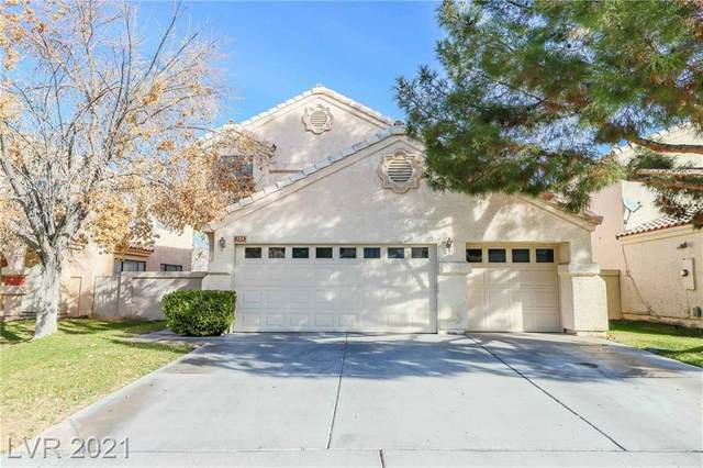 304 Lander Drive, Henderson, NV 89074 (MLS #2262690) :: Signature Real Estate Group