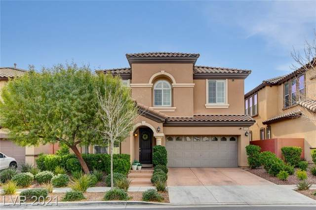 11691 Longworth Road, Las Vegas, NV 89135 (MLS #2262697) :: Billy OKeefe | Berkshire Hathaway HomeServices