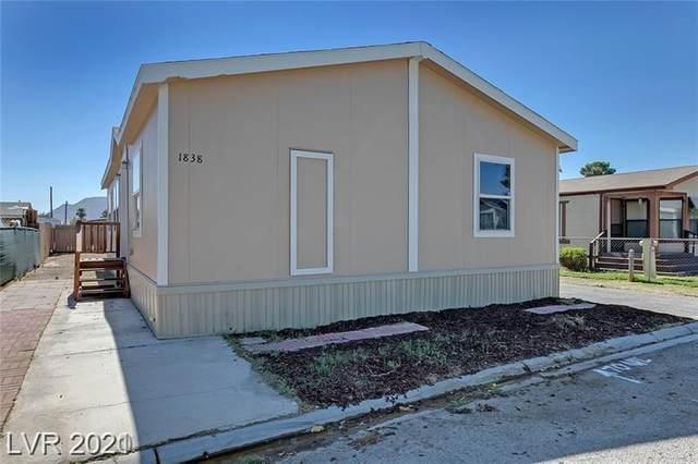 1838 Quintearo Street, Las Vegas, NV 89115 (MLS #2262706) :: The Mark Wiley Group | Keller Williams Realty SW