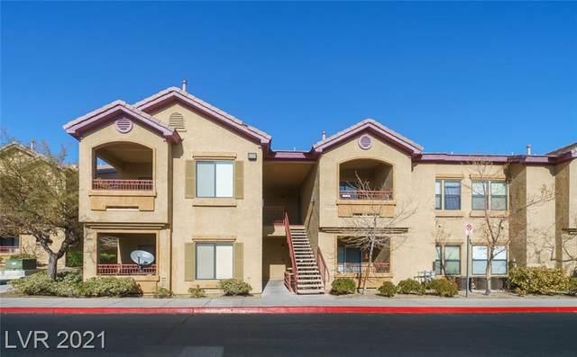 8250 Grand Canyon Drive #1058, Las Vegas, NV 89166 (MLS #2262713) :: Team Michele Dugan