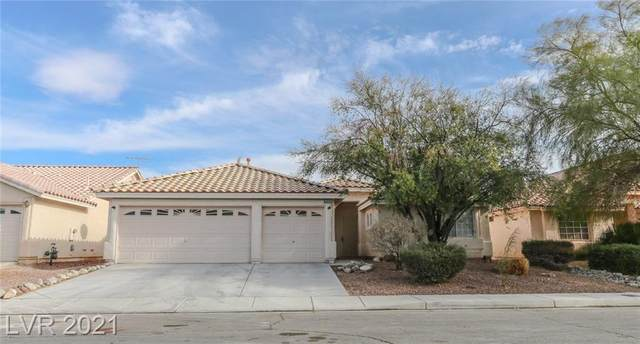 5320 Regena Rose Street, North Las Vegas, NV 89081 (MLS #2262718) :: Hebert Group | Realty One Group