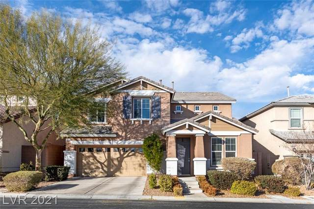 10116 Nash Peak Avenue, Las Vegas, NV 89166 (MLS #2262721) :: Billy OKeefe | Berkshire Hathaway HomeServices