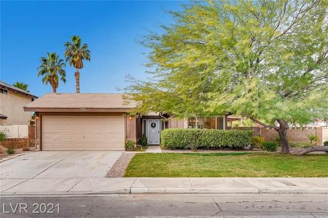 4303 Honeycomb Drive, Las Vegas, NV 89147 (MLS #2262734) :: Billy OKeefe   Berkshire Hathaway HomeServices
