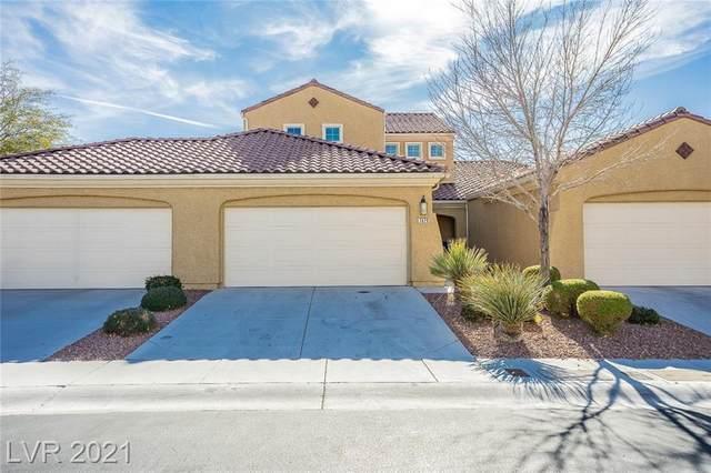7429 Ravines Avenue, Las Vegas, NV 89131 (MLS #2262751) :: The Shear Team