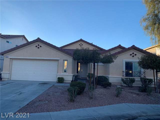 6531 Giant Oak Street, North Las Vegas, NV 89084 (MLS #2262757) :: The Shear Team