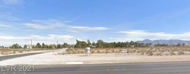 Las Vegas Blvd S Boulevard, Las Vegas, NV 89183 (MLS #2262767) :: Team Michele Dugan