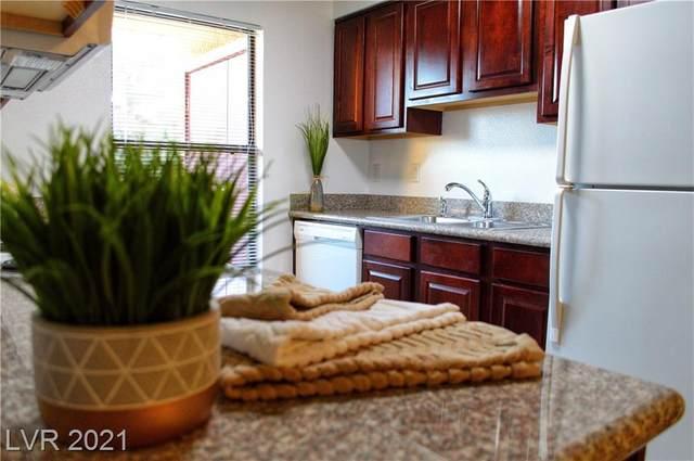 2451 Rainbow Boulevard #2053, Las Vegas, NV 89108 (MLS #2262774) :: Billy OKeefe | Berkshire Hathaway HomeServices