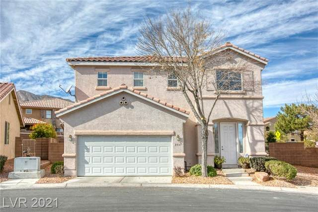3337 Autumn Veil Street, Las Vegas, NV 89129 (MLS #2262802) :: The Lindstrom Group