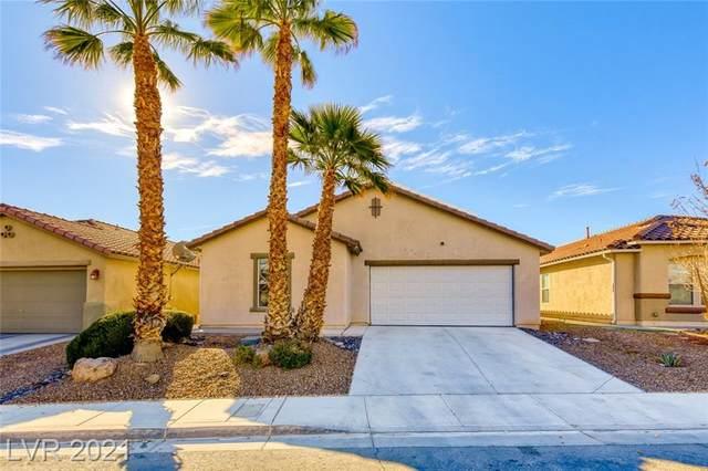 3121 Gannon Ridge Avenue, North Las Vegas, NV 89081 (MLS #2262828) :: Kypreos Team