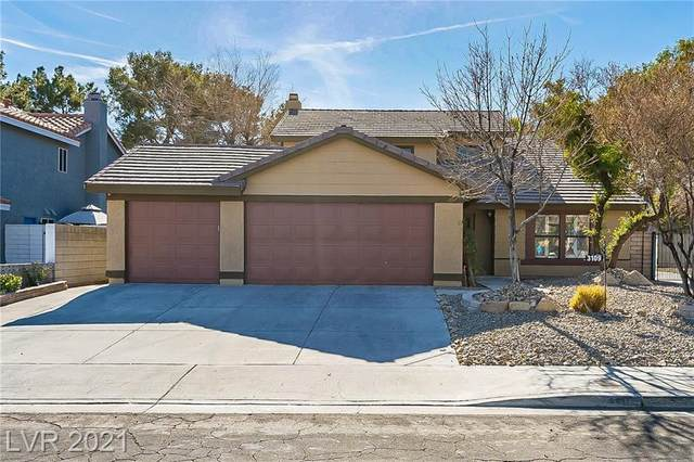 3109 Lone Pine Lane, Henderson, NV 89014 (MLS #2262845) :: Signature Real Estate Group