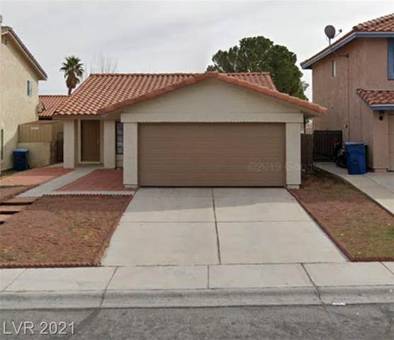 229 Moose Lane, Las Vegas, NV 89145 (MLS #2262846) :: The Lindstrom Group