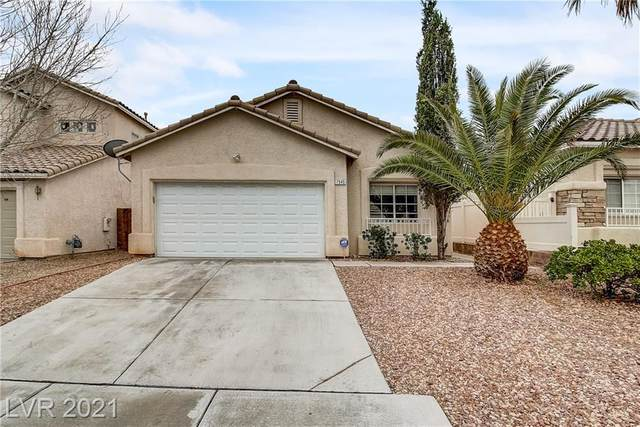 7945 Sky Birch Court, Las Vegas, NV 89147 (MLS #2262855) :: Vestuto Realty Group