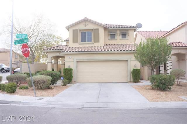 8023 Villa Trovas Court, Las Vegas, NV 89113 (MLS #2262862) :: ERA Brokers Consolidated / Sherman Group