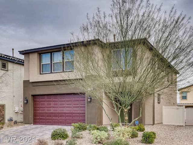 5352 Mountain Garland Lane, North Las Vegas, NV 89081 (MLS #2262866) :: Signature Real Estate Group
