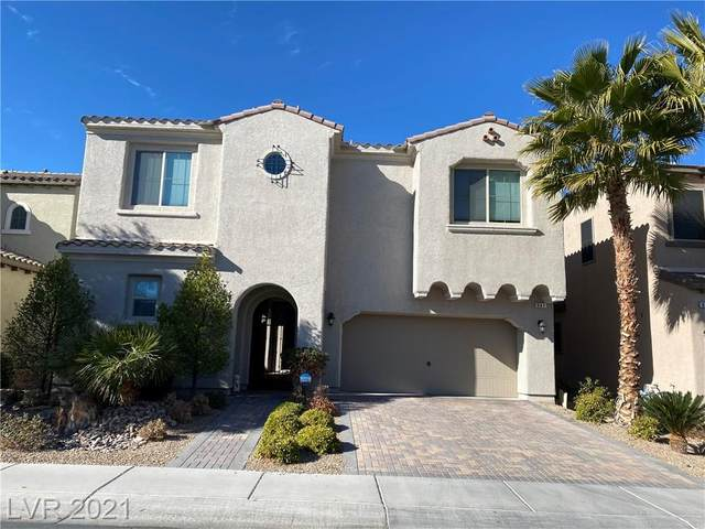 841 Orchard Course Drive, Las Vegas, NV 89148 (MLS #2262945) :: Vestuto Realty Group