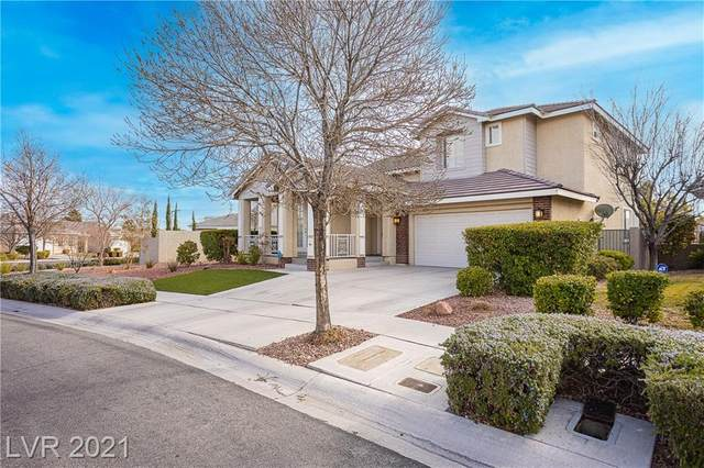 3412 Yellow Cove Lane, Las Vegas, NV 89135 (MLS #2262952) :: Billy OKeefe | Berkshire Hathaway HomeServices