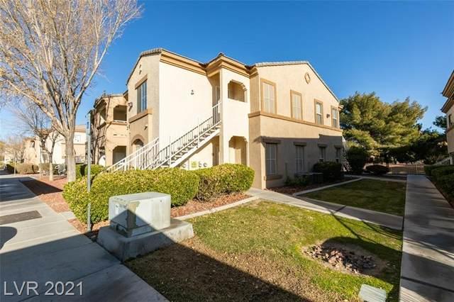 3400 Cabana Drive #2070, Las Vegas, NV 89122 (MLS #2262960) :: Vestuto Realty Group