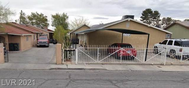 2552 Statz Street, North Las Vegas, NV 89030 (MLS #2262972) :: Billy OKeefe | Berkshire Hathaway HomeServices