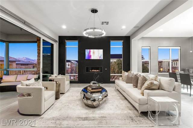 11280 Granite Ridge Drive #1085, Las Vegas, NV 89135 (MLS #2262974) :: ERA Brokers Consolidated / Sherman Group