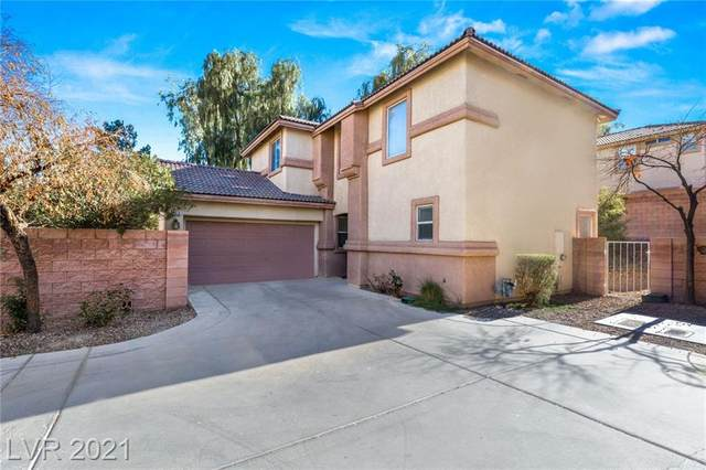 1463 Evening Song Avenue, Henderson, NV 89012 (MLS #2262975) :: Team Michele Dugan