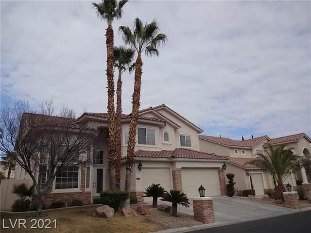 9654 Irvine Bay Court, Las Vegas, NV 89147 (MLS #2262988) :: The Perna Group