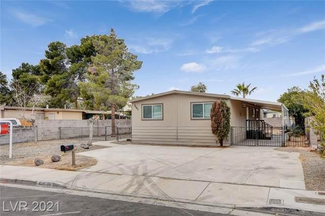 3643 Huerta Drive, Las Vegas, NV 89121 (MLS #2262995) :: Billy OKeefe   Berkshire Hathaway HomeServices