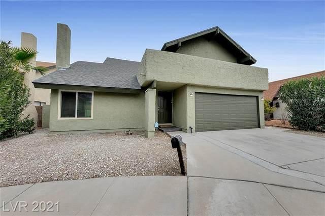 4810 Mountain Valley Road, Las Vegas, NV 89121 (MLS #2263004) :: Billy OKeefe   Berkshire Hathaway HomeServices