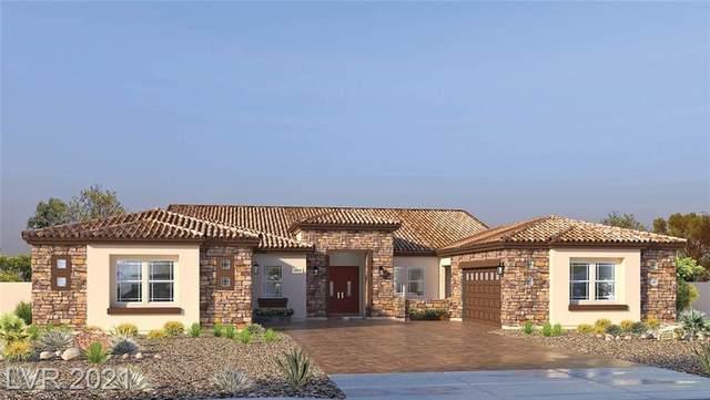 6875 Hidden Sunset Lane #1005, Las Vegas, NV 89120 (MLS #2263019) :: Billy OKeefe   Berkshire Hathaway HomeServices