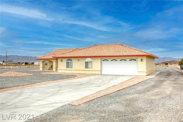 3080 Pahrump Valley Boulevard, Pahrump, NV 89048 (MLS #2263021) :: Kypreos Team