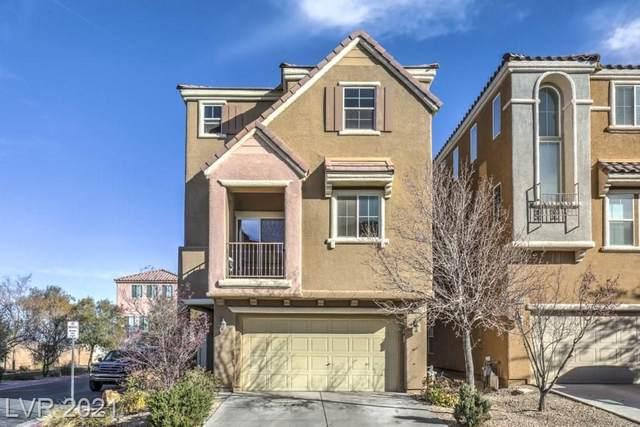 10462 Mandolina Hills Street, Las Vegas, NV 89141 (MLS #2263027) :: Kypreos Team