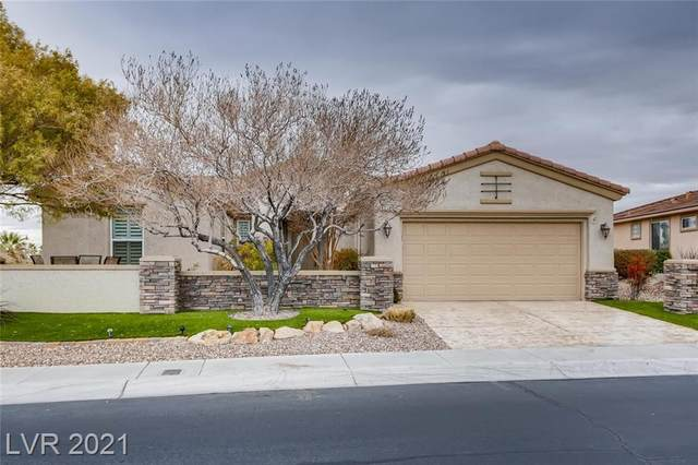 5210 Volgi Street, Las Vegas, NV 89135 (MLS #2263038) :: Vestuto Realty Group