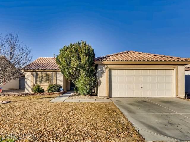 406 Mindoro Avenue, North Las Vegas, NV 89031 (MLS #2263045) :: Billy OKeefe | Berkshire Hathaway HomeServices