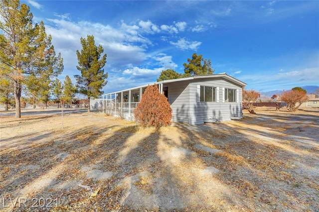 161 Union Pacific Street, Pahrump, NV 89060 (MLS #2263059) :: Billy OKeefe | Berkshire Hathaway HomeServices