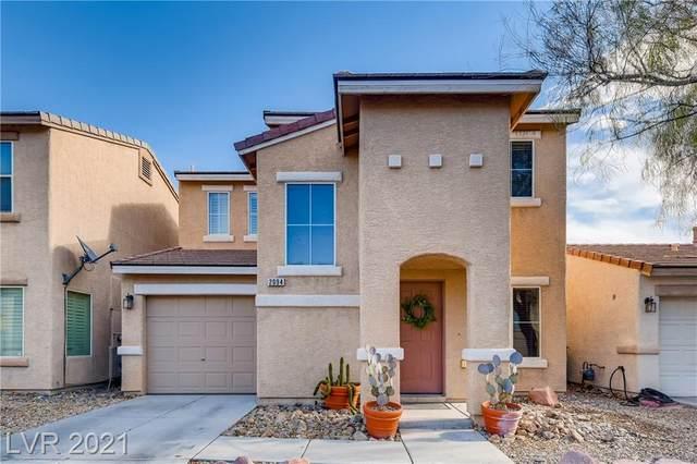 2094 Casa Ladera Street, Las Vegas, NV 89156 (MLS #2263066) :: Signature Real Estate Group