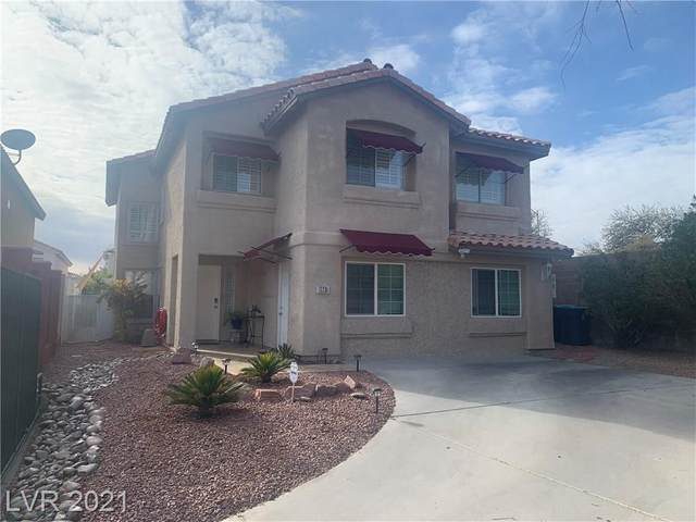 8987 Via Bonita Circle, Las Vegas, NV 89147 (MLS #2263070) :: Vestuto Realty Group