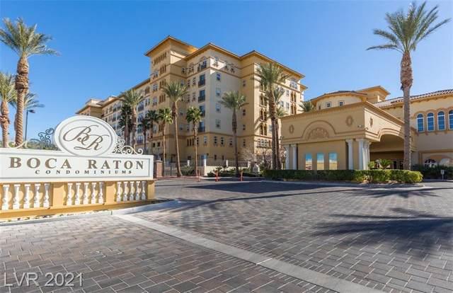 2405 Serene Avenue #735, Las Vegas, NV 89123 (MLS #2263096) :: ERA Brokers Consolidated / Sherman Group