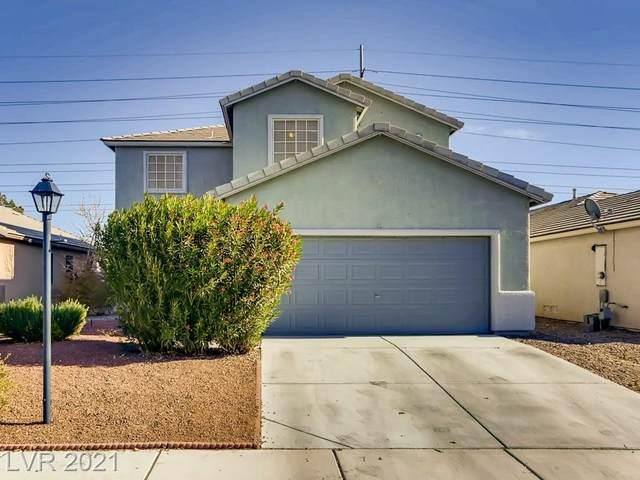7620 Catalina Harbor Street, Las Vegas, NV 89131 (MLS #2263105) :: The Perna Group