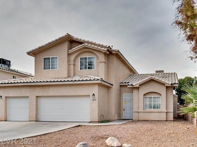 2443 Paddock Lane, Las Vegas, NV 89156 (MLS #2263116) :: Signature Real Estate Group