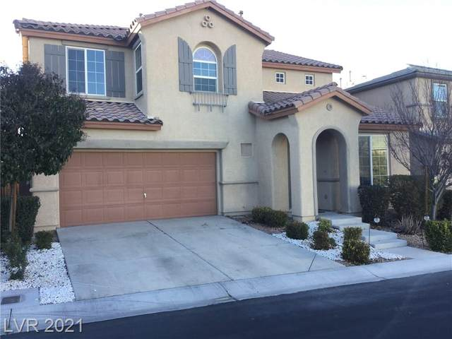 7831 Castle Rock Peak Street, Las Vegas, NV 89166 (MLS #2263123) :: Billy OKeefe | Berkshire Hathaway HomeServices