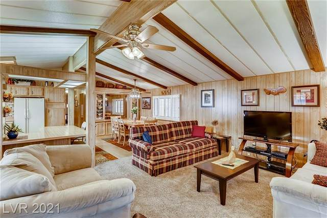 3509 Haleakala Drive, Las Vegas, NV 89122 (MLS #2263150) :: Billy OKeefe | Berkshire Hathaway HomeServices