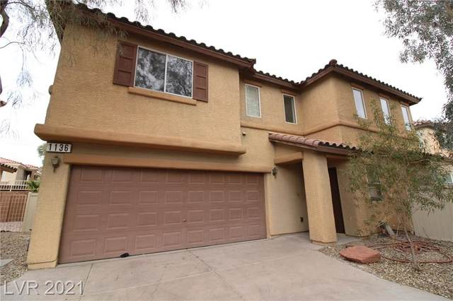 1136 Claire Rose Avenue, Las Vegas, NV 89183 (MLS #2263159) :: Team Michele Dugan