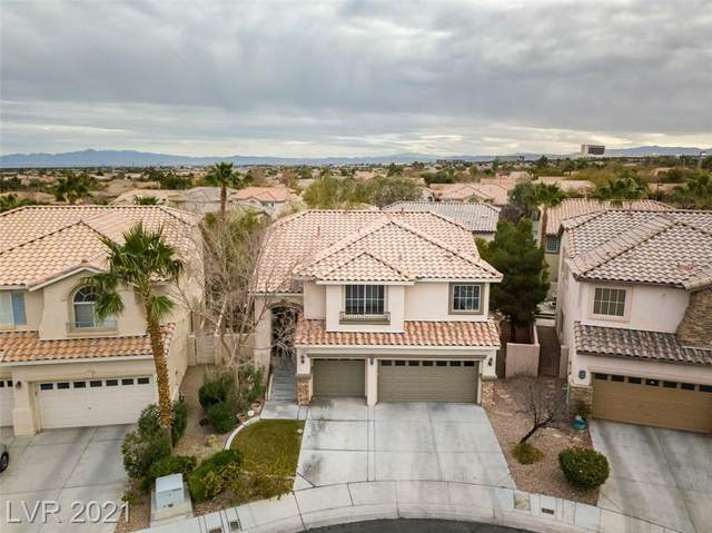 145 Clybourn Court, Las Vegas, NV 89144 (MLS #2263162) :: The Shear Team