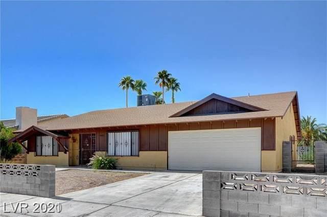 4461 Paseo El Rio Drive, Las Vegas, NV 89121 (MLS #2263185) :: Signature Real Estate Group