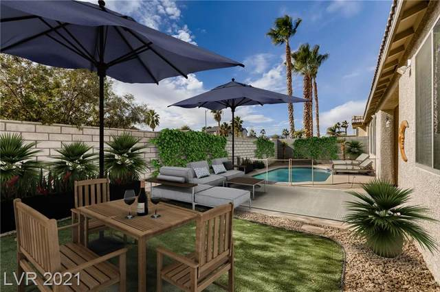 237 Saxondale Avenue, Las Vegas, NV 89123 (MLS #2263188) :: The Shear Team