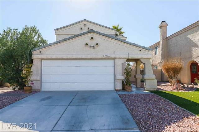 6605 Chardonay Way, Las Vegas, NV 89108 (MLS #2263189) :: Signature Real Estate Group