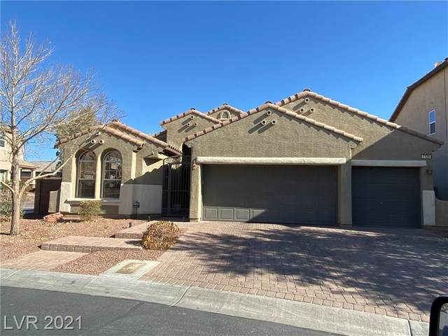 7124 Boomer Beach Street, Las Vegas, NV 89166 (MLS #2263190) :: Billy OKeefe | Berkshire Hathaway HomeServices